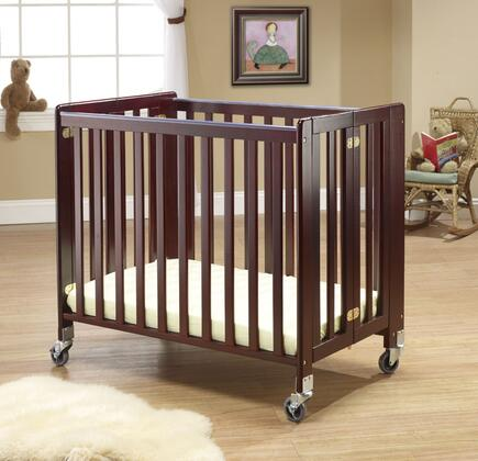 Orbelle 1188X Lilly Commercially Rated Portable Crib