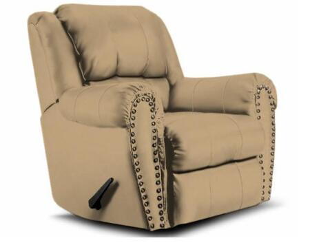 Lane Furniture 21495S189517 Summerlin Series Transitional Wood Frame  Recliners