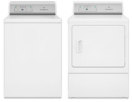 Speed Queen 391422 Washer and Dryer Combos