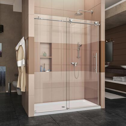 DreamLine Enigma X Shower Door 60 08