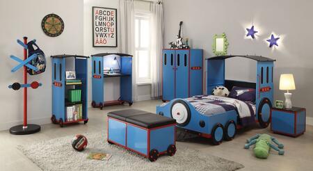Acme Furniture 37560T7PC Tobi Twin Bedroom Sets