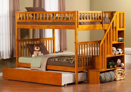 Atlantic Furniture AB56857  Full Size Bunk Bed