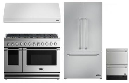 DCS 719263 Kitchen Appliance Packages