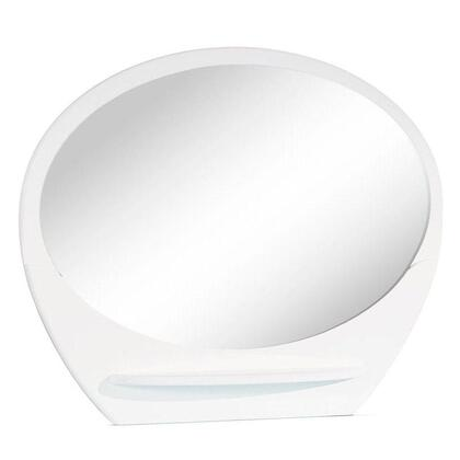 Global Furniture USA EMILYWHM Emily Series  Mirror