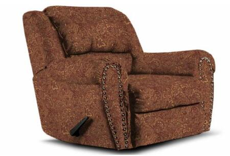 Lane Furniture 21495S198840 Summerlin Series Transitional Wood Frame  Recliners
