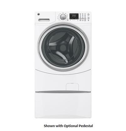 Ge Gfwn1600jww 4 3 Cu Ft 27 Inch Front Load Washer