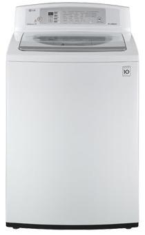LG WT4801CW  Top Load Washer