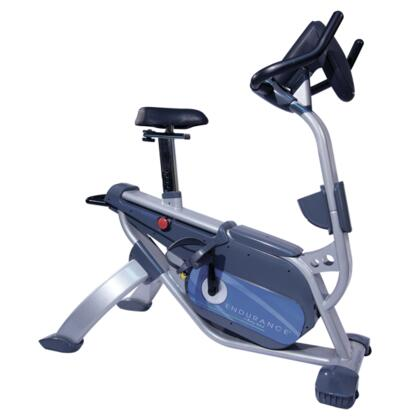 Body Solid B5 Endurance Bike with LCD Toucscreen Display and Wireless HRC, Up to 16 Levels of Resistance, Commercial Rated