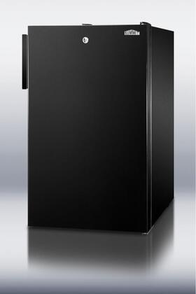 "Summit SWC525LBIDS7ADA 19.94""  Wine Cooler, in Black"