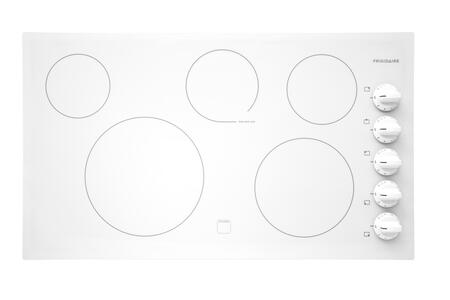 Frigidaire FFEC3625LW  Electric Cooktop, in White