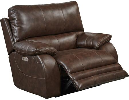 Catnapper 642707115259125259 Sheridan Series Faux Leather Metal Frame  Recliners