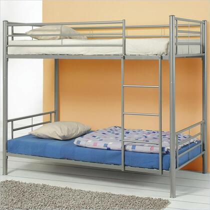 Coaster 460072 Denley Series  Twin Size Bunk Bed