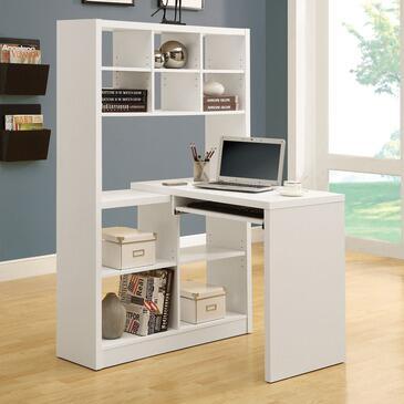 Monarch I7022 Transitional Standard Office Desk