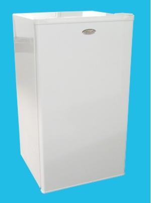 Haier HSA04WNCWW Series Compact Refrigerator with 4 cu. ft. Capacity in White