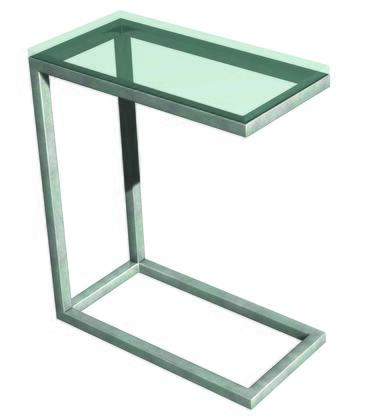 Tag 1222002333 Soho Series Contemporary Rectangular End Table