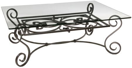 Stone County Ironworks 902355GLS  Table