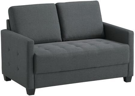 Glory Furniture G778L Fabric Stationary Loveseat