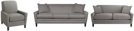 Bassett Furniture 3923FCFC1558SLC Drake Living Room Sets