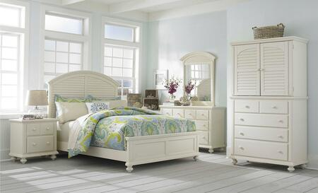Broyhill 4471QPB2NMCDM Seabrooke Queen Bedroom Sets