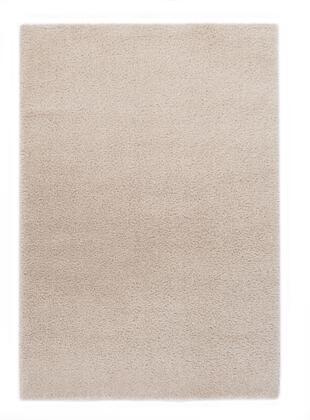 Citak Rugs 5600-010X Shoreline Collection - Pure White