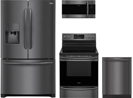 Frigidaire 767647 Gallery Kitchen Appliance Packages