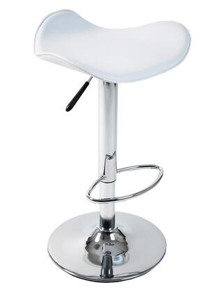 Euro Style 04374 Fabia Series  Bar Stool