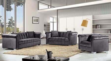 Meridian 739459 Kayla Living Room Sets