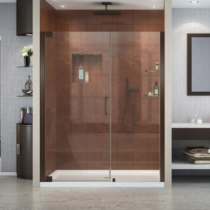 DreamLine Elegance Shower Door 58x72 06