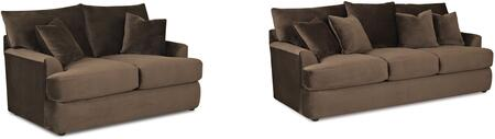 Klaussner K56830KL2PCSTLKIT1 Findley Living Room Sets