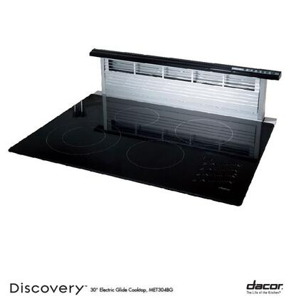 "Dacor MET304BG 30"" Discovery Series Electric Cooktop"