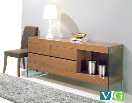 VIG Furniture VGCNAURAWALSIDEBOARD