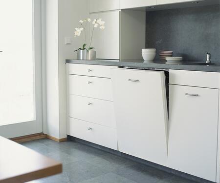 "Asko D5524XLFI 24"" Built-In Fully Integrated Dishwasher"