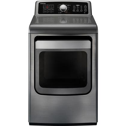 Samsung Appliance DV5471AEP  Electric Dryer, in Chrome