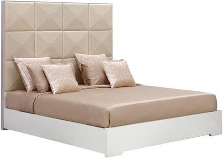 VIG Furniture 8C004AQ  Queen Size Platform Bed