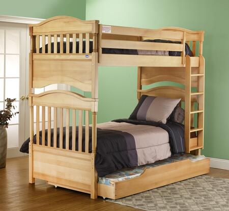 Orbelle 4000N  Twin Size Bunk Bed