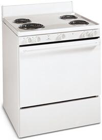 Westinghouse WWEF3000KW  Electric Freestanding Range with  in White