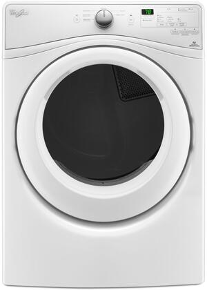 "Whirlpool WxD75HEFW 27"" Front Load Dryer"