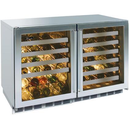 "Perlick HP48WWS2L2RDNU 47.875"" Freestanding Wine Cooler"