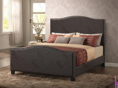 Glory Furniture G2570FBUP G2570 Series  Full Size Panel Bed