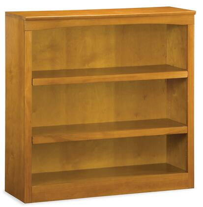 Atlantic Furniture MISSION36BSCLMission Series  Bookcase