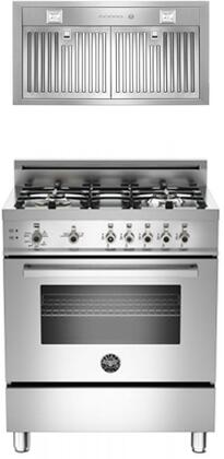 Bertazzoni 714864 Master Kitchen Appliance Packages