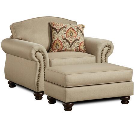 Chelsea Home Furniture 63224501CHO Brindisi Living Room Sets