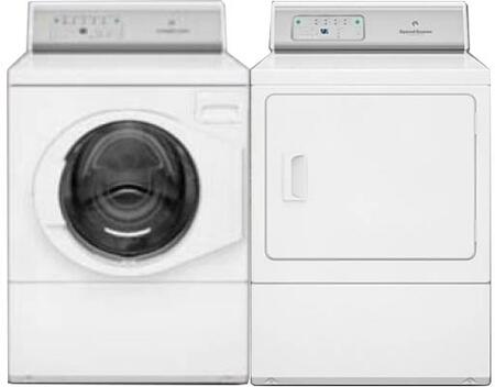 Speed Queen SQ2PCFL27EWKIT2 Washer and Dryer Combos