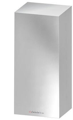 Futuro Futuro ISLOFT Loft Island Mount Chimney Style Range Hood with 940 CFM Internal Blower, Halogen Lights, Dishwasher-safe Mesh Filter, and Delay Shut-Off Timer, in Stainless Steel