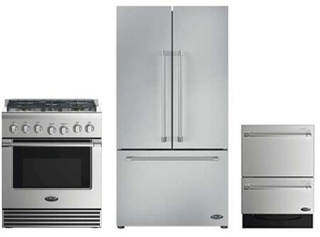 DCS 736365 ActiveSmart Kitchen Appliance Packages