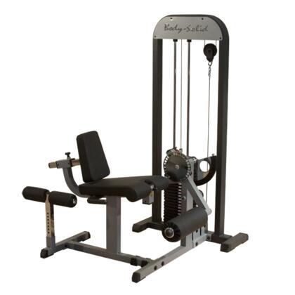 Body Solid GCEC Pro Select Leg Extension/Curl Machine with DuraFirm Padding and Adjustable Back Pad