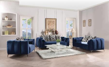 Acme Furniture Hellebore Living Room Set