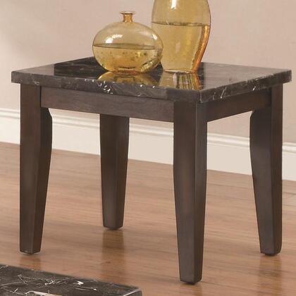 Coaster 701897 701890 Series Casual Rectangular End Table