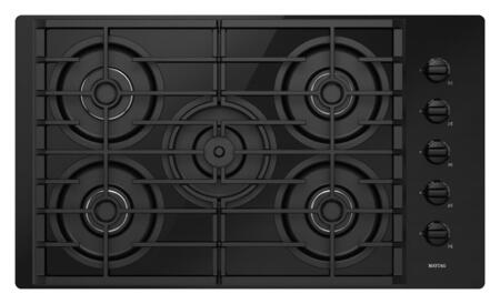 Maytag MGC7636WB  Gas Sealed Burner Style Cooktop