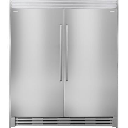 Electrolux 377796 Side-By-Side Refrigerators